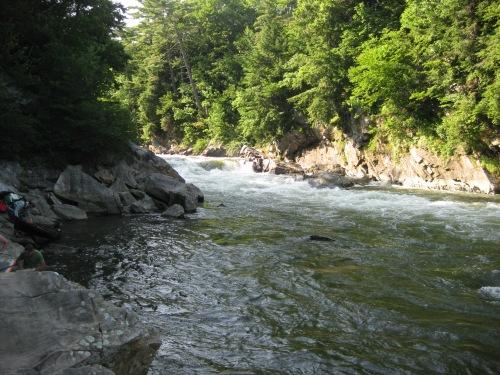 Presumpscot Falls