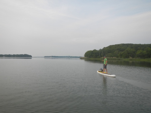 Stand Up Paddle Board Portland, Maine