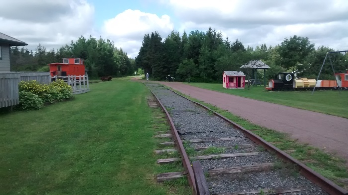Elmira Railway Museum, Confederation Trail, Prince Edward Island