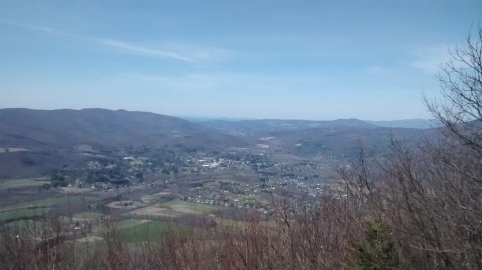 Appalachian Trail section hike Massachusetts