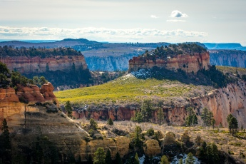From West Rim. Photo: Ben Tero